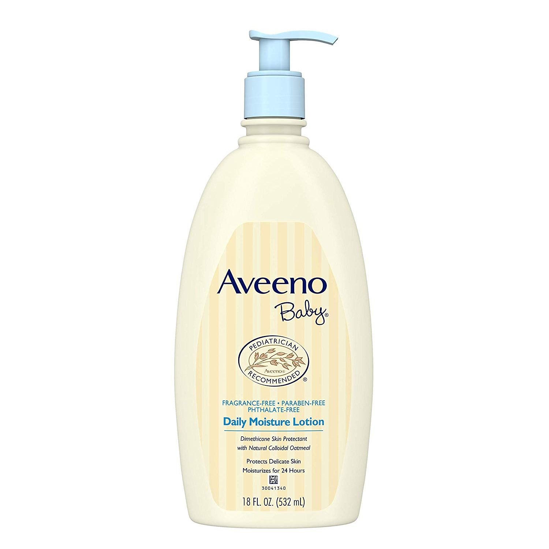 满¥711-142!【中亚Prime会员】Aveeno 艾维诺 宝宝全天候无香型保湿乳液 532ml 到手价58元