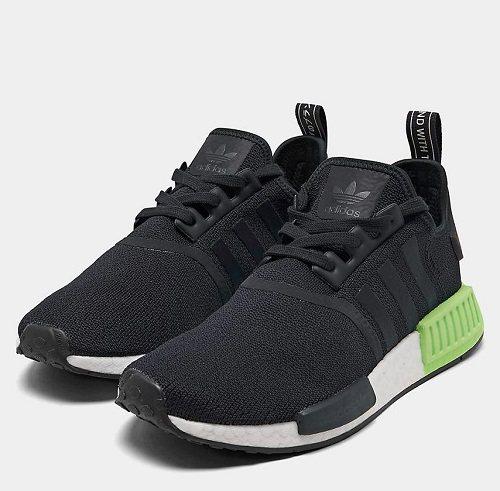 【限时高返7.5%】adidas Originals 三叶草 NMD R1 男子跑鞋 (约589元)