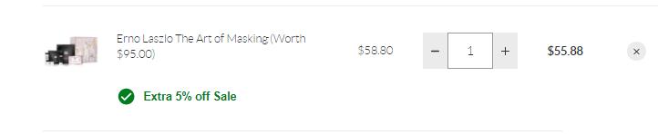 额外9.5折!Erno Laszlo 奥伦纳素 热卖面膜套组 价值0 .88(约387元)