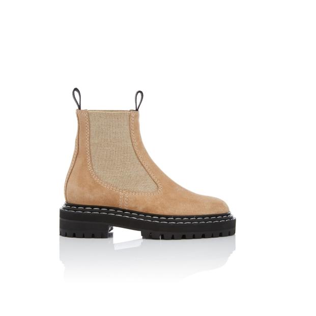 PROENZA SCHOULER 踝靴 3.75(约3,766元)
