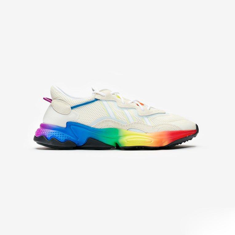 adidas Originals Ozweego Pride 彩虹老爹鞋 ¥567.56
