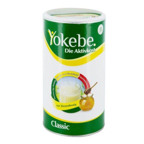 免邮费!Yokebe 活性减肥代餐蛋白粉 500g €19.99(约155元)