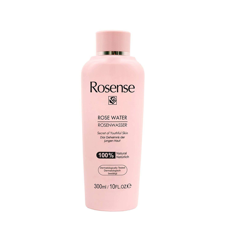 近期低价!【中亚Prime会员】Rosense 洛神诗 100%玫瑰水化妆水 300ml 到手价86元