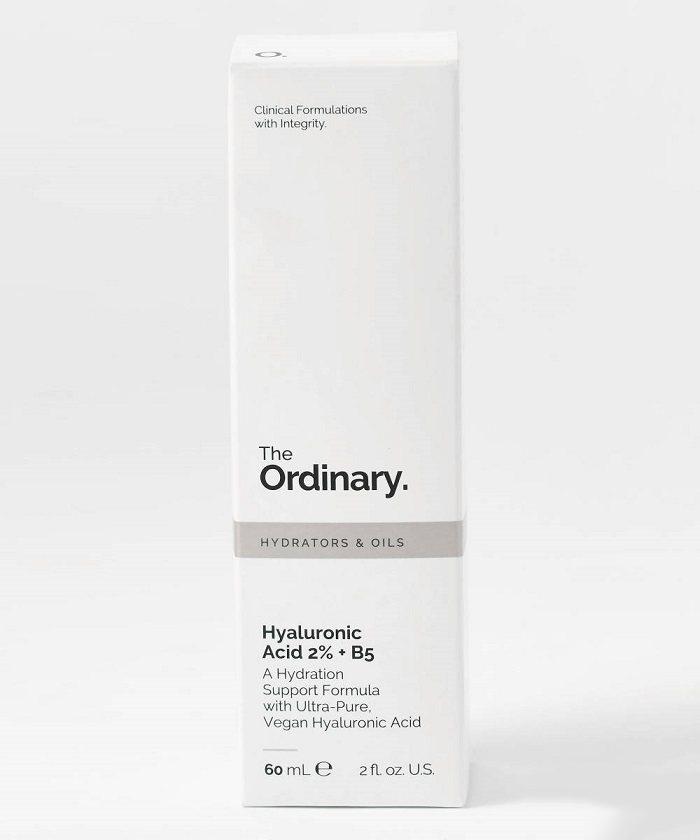 超值大瓶装!The Ordinary 2%玻尿酸 + B5 保湿补水 60ml (约100元)