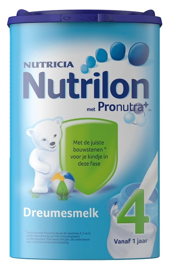 婴幼儿标准配方奶粉4段 800g