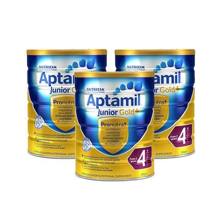 Aptamil 爱他美金装奶粉 4段