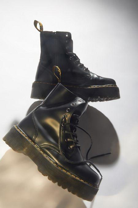 Dr. Martens Jadon 厚底马丁靴