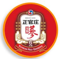 Korea Ginseng Corp 保健品