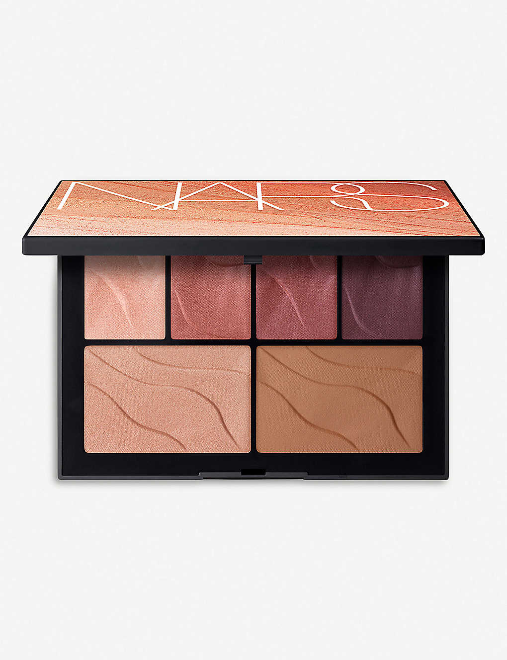 NARS hot nights 眼影盘