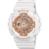 小降!【中亚Prime会员】Casio 卡西欧 BABY-G系列 BA-110-7A1ER 腕表