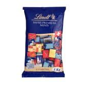 限时高返7%!【中亚Prime会员】Lindt 瑞士莲 缤纷小块巧克力6种口味 1kg 159块