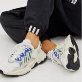 【双11】肖战同款近期最好价格!额外7折!Adidas Originals Ozweego 男女同款运动鞋