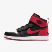 大码还有货!Air Jordan 1 HI FlyEase 男子运动鞋
