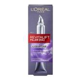 【中亚Prime会员】L'Oréal Paris 欧莱雅 复颜玻尿酸水光充盈眼霜 15ml*2支